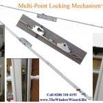 Multi Point Locking Mechanism
