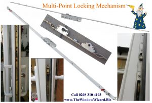 Multi Point Locking Mechanism