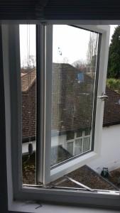 Standard window hinge not fire escape Bexleyheath