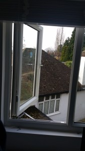 Fire escape upvc window hinges Welling, Kent