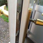 Double glazing door problems Wobbly Door Handles