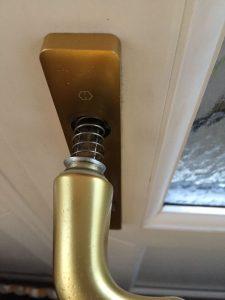 Wobbly Door Handles