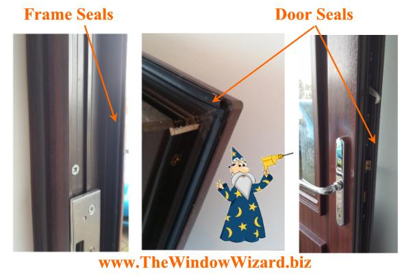 Leaks Gaps Drafts Cured On Your Double Glazing Windows And Doors