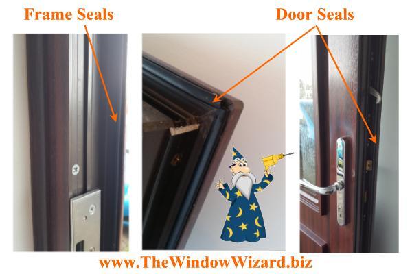 Door lock specialist including double glazed door adjustment and door lock repairs