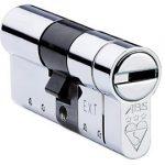 Anti-snap cylinder extra security door lock change