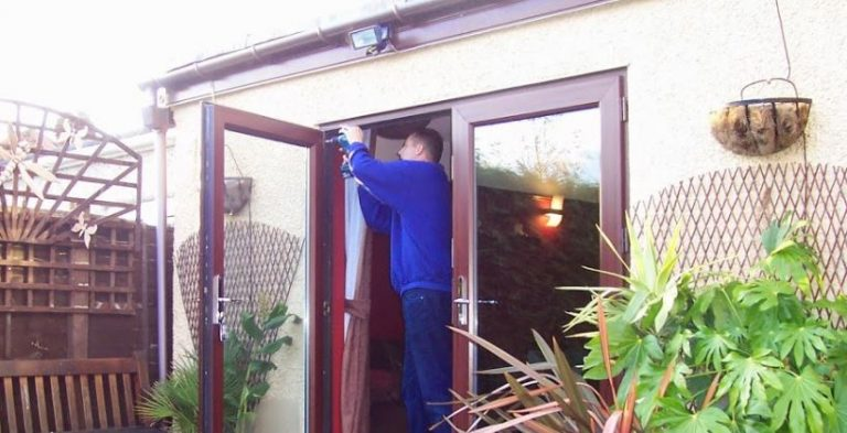 Double Glazed door repairs