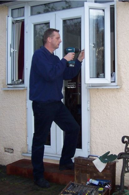 Double glazed UPVC windows, doors and conservatory repair specialist