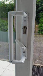 Discontinued patio sliding door handles
