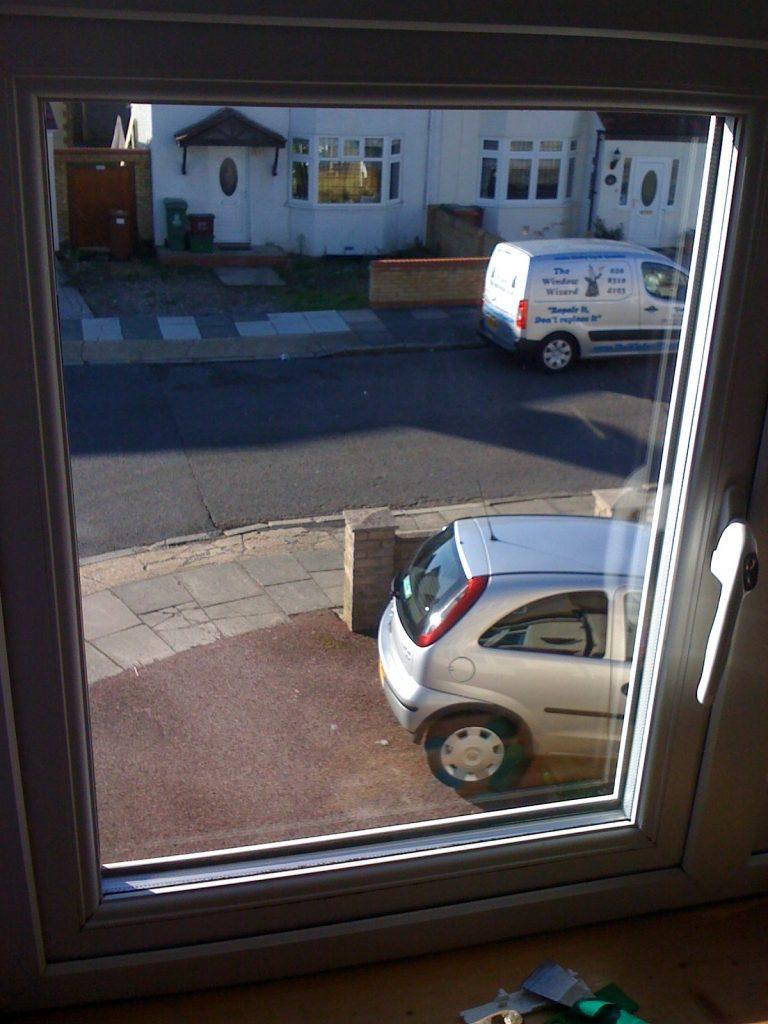 Double Glazing Window Gaps Drafts and leaks