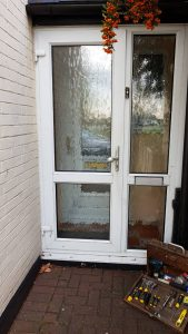 New UPVC door hinges supplied and fitted by The Window Wizard Bexleyheath
