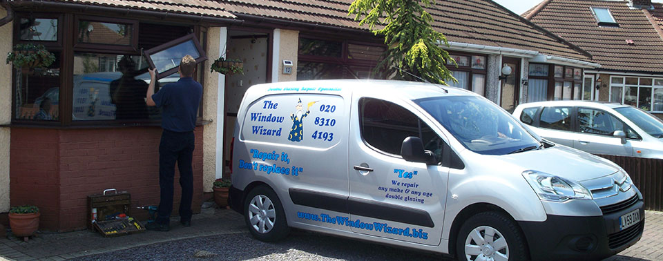 Double glazing local repair company