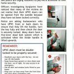 UPVC Door lock advice on how to lock your front door Bexleyheath