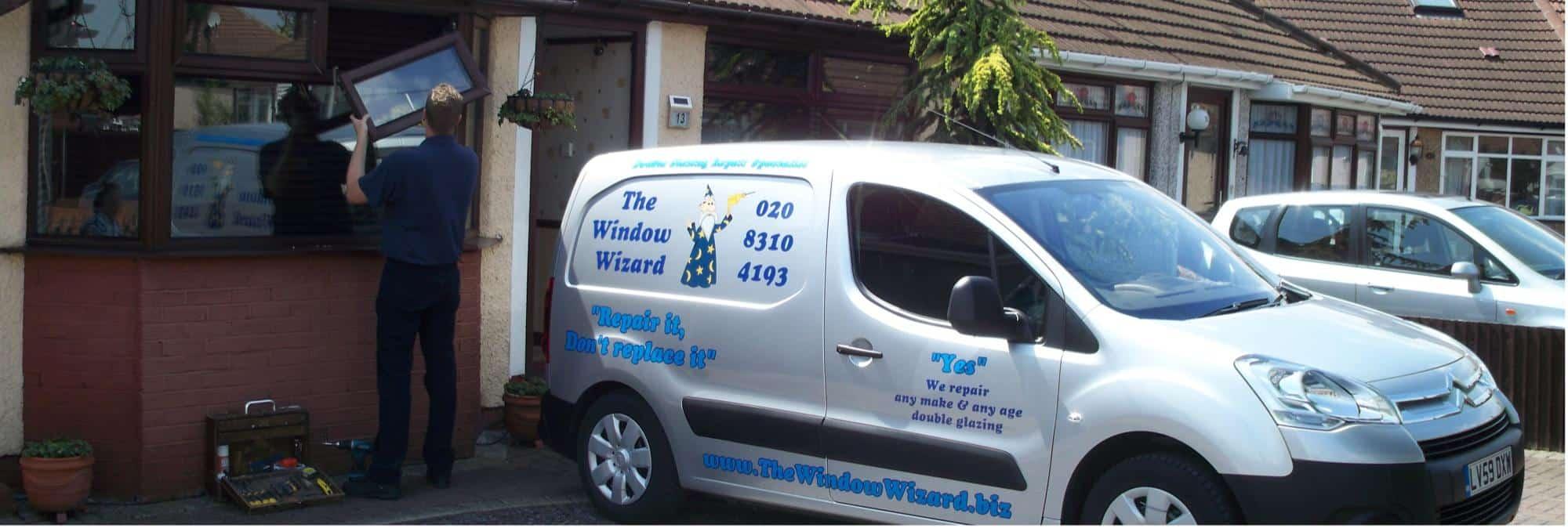 Double glazing local repair company