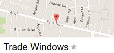 Trade Windows LTD Dissolved Bexleyheath