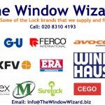 Double Glazing Repairman UPVC Door Lock brand logos