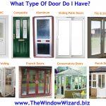 The Window Wizard Bexleyheath. Double Glazing Repair Questions What type of door do I have