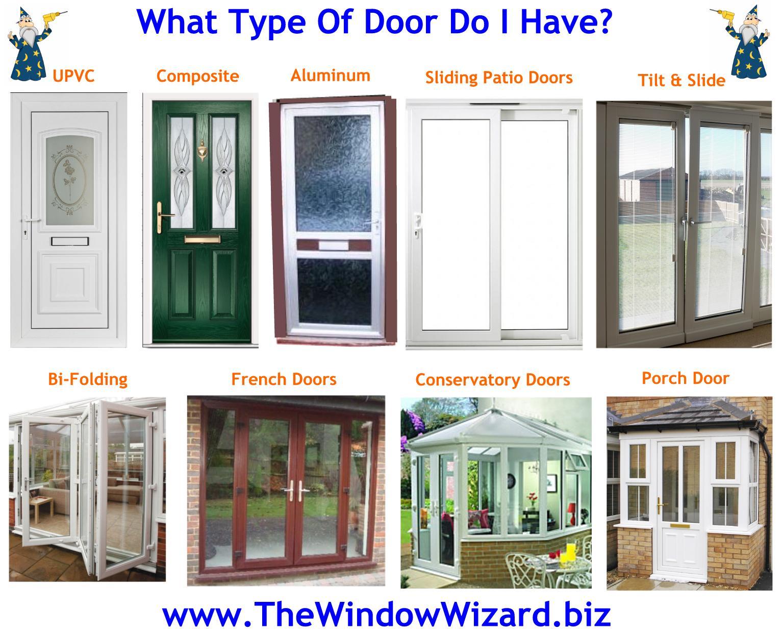 UPVC door repairs, patio door repair, composite double glazing door and window repair service