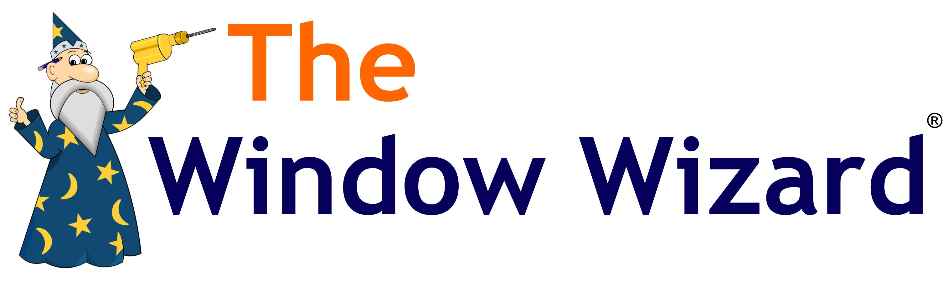 the Window Wizard Double Glazing Repair Services logo