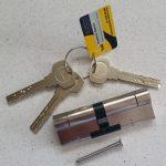 composite door Extra Security Euro Barrel