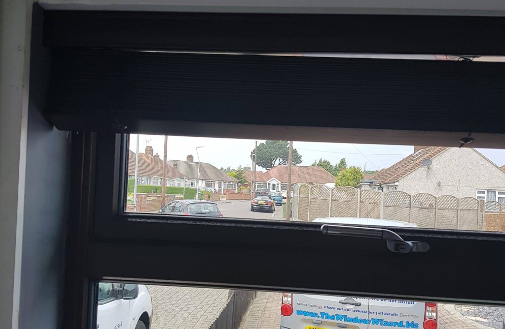 Locked Shut Double Glazed Window Swanley