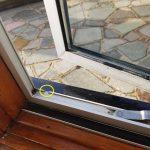 Rain water escape slot Aluminum window frame Swanley, Dartford, Bexlyheath