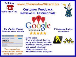 The Window Wizard Customer Reviews UPVC Door Lock Broken repairs