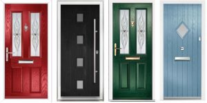 Dropped Composite Door Adjusted and Composite Door Realignment