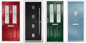 Dropped Composite Door Adjusted and Composite Door Realignment