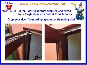 UPVC Door restrictor supplied & fitted Bexleyheath